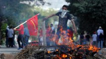 Ten years after coup, Hondurans flee amid violence and repression
