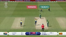 Sri Lanka semi-final hopes dented by South Africa