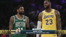 The Jim Rome Show: Lakers will target Kyrie Irving too