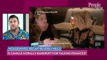 Dorit Kemsley Calls Camille Grammer a 'Snake' After She Brings Up Her Husband's 2008 Bankruptcy
