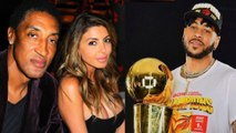 Scottie Pippen's Wife Larsa REPLACES Him With 27 Year Old NBA Champion Eric Moreland!