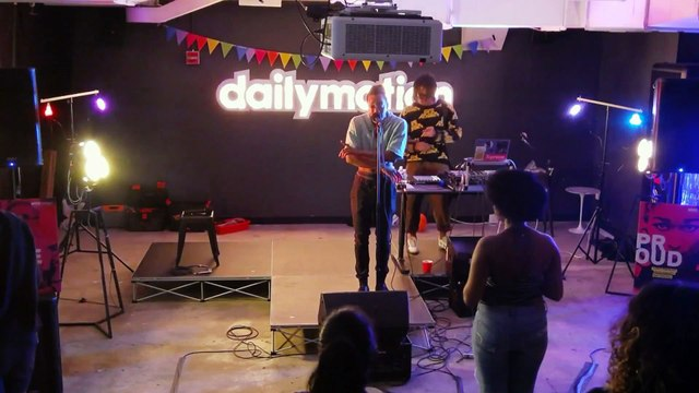 Dailymotion Pride Concert: Jesediah