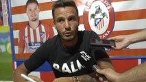 """Saúl Ñíguez: """"Tengo muchas ganas de jugar con Marcos Llorente"""""""