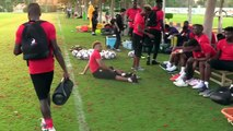 Cameroon and Ghana prepare for AFCON Group F meeting