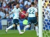 Copa America - Argentine : La subtile déviation du talon de Lautaro Martinez