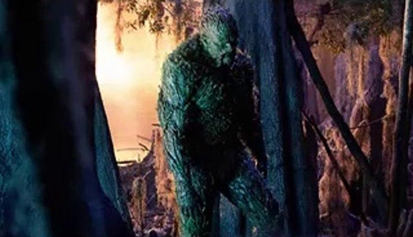 Swamp Thing s01e08 - Season 1 Episode 8 - Long Walk Home