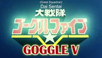 Dai Sentai Goggle V: The Movie trailer (english subbed)