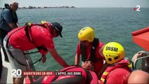 Sauveteurs en mer : l'importance des dons