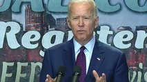 Biden defends civil rights record after clash with Kamala Harris
