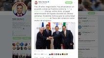 """Dirigentes tildan de """"histórico"""" el acuerdo UE-MERCOSUR"""