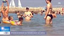 Spéciale canicule: Se baigner dans une eau trop froide peut-être extrêmement dangereux, voici les précautions à prendre !