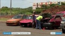 Martinique : chasse aux épaves de voitures