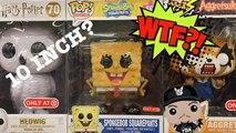 10 Inch Sponge Bob Square Pants Target Exclusive Funko Pop #Spongebob #funkopop