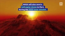 NASA Will Explore Other Worlds Using Drones