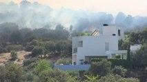 Un incendio en Toledo obliga a desalojar una veintena de viviendas