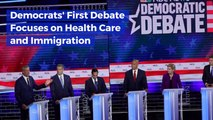 Reviewing Part 1 Of The First Democratic Debate