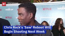 Chris Rock Horror Movie Is On Track
