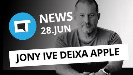 Designer do iPhone deixa a Apple [CT News]