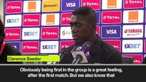 (Subtitled) 'Cameroon always play for victory' Seedorf