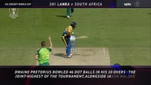 5 things highlights - Sri Lanka's struggles against South Africa