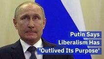 Putin Gives Credit To Donald Trump And His Goals