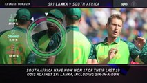 5 things review - Sri Lanka's struggles against South Africa