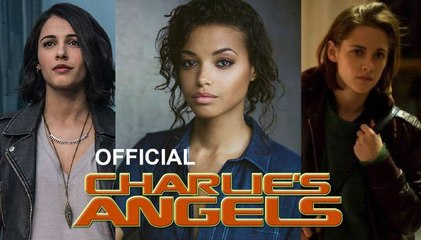 Charlie's Angels Trailer 11/15/2019