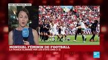 Mondial-2019 : La France éliminées par les États-Unis (2-1) en quarts de finale