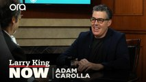 """""""I wanted air conditioning"""": Adam Carolla on deciding to start stand up"""