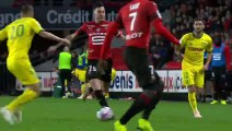 11/11/18 : SRFC-FCN : penalty manqué Grenier (57')