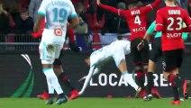 13/01/18 : SRFC-OM : penalty manqué  Thauvin (28')