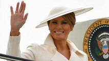 Melania Trump Is Missing During President's Japan Visit
