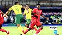 CAN-2019 : Au bout de l'ennui, l'Afrique du Sud bat la Namibie (1-0)