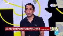 """CAN-2019 :""""Le Maroc a vraiment haussé son niveau"""" (1-0) face à la Côte d'Ivoire"""