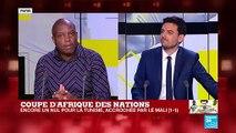 CAN-2019 : Le Mali a eu une bonne attitude face à la Tunisie