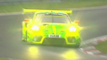 24h Nürburgring 2019 Audi R8 LMS - Intermediate results after 16 hours of racing