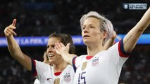 Time to Schein: USWNT beats France in the Women's World Cup!