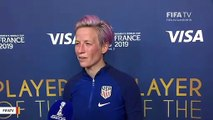Megan Rapinoe Accepts Ocasio-Cortez's Invitation To Visit Capitol After Saying She Won't Go To White House