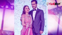Esha Deol shares special message for Bharat Takhtani on anniversary; Check out | FilmiBeat