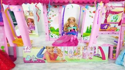 Steffi Love Dream Castle for Barbie Size Dolls Kastil boneka Puppe Schloss دمية القلعة | Karla D.