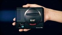 Mega Drive Mini - Vidéo de présentation japonaise