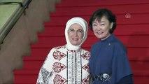 Emine Erdoğan, Deniz ve Okyanus Sempozyumu'na katıldı - OSAKA