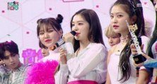 [HOT] 6월 5주차 1위 '레드벨벳 - 짐살라빔(Red Velvet - Zimzalabim)' Show Music core 20190629