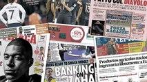 Le PSG appelle Léonardo Bonucci, le Barça pourrait inclure un joueur dans le transfert d'Antoine Griezmann