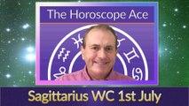 Sagittarius Weekly Astrology Horoscope 1st July 2019