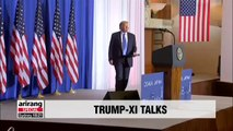 Trump says he had an excellent meeting with Xi