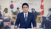 S. Korea, Canada reaffirm their crucial partnership in handling N. Korea issue