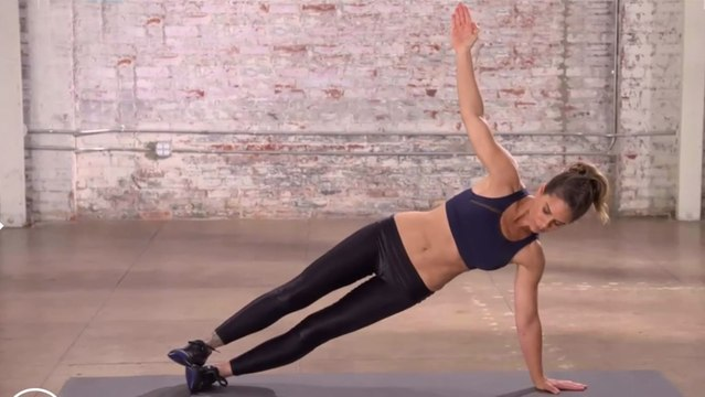 Jillian Michaels Designed This 7-Minute Video Workout to Get Lean and Blast Belly Fat