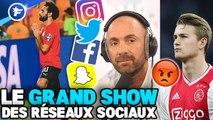 La célébration de Salah, Pamela Anderson détruit Adil Rami : le Grand Show des Réseaux Sociaux