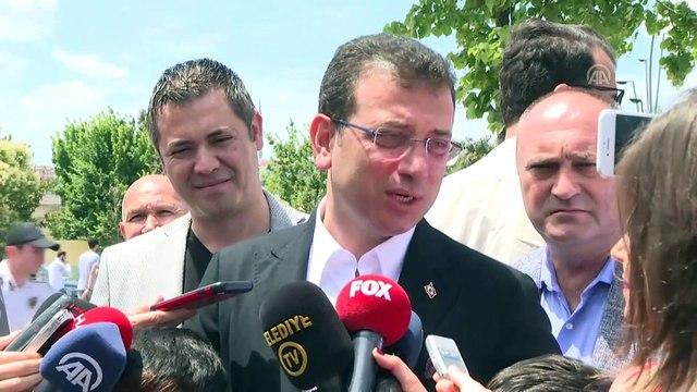 İstanbul Büyükşehir Belediye Başkanı İmamoğlu - Görevden istifalar - İSTANBUL
